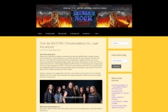 Esthers' Rock Blog - Interview with Tom