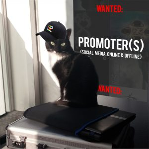 LRP - Promoter(s) wanted!