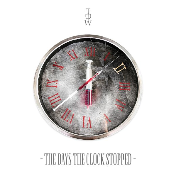 TDW - The Days The Clock Stopped - Coverart