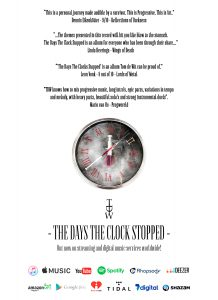 TDW - The Days The Clock Stopped - Streaming release poster